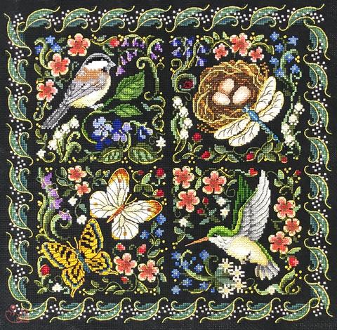 Набор для вышивания Великолепие природы. Арт. 3181