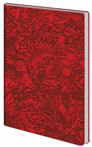Записная книжка Marvel (Retro) Flexi-Cover A5
