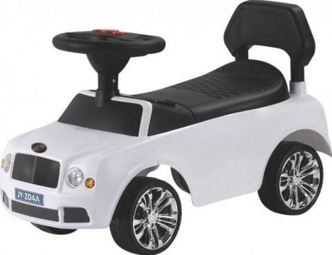 Толокар Rivertoys Bentley JY-Z04A-WHITE