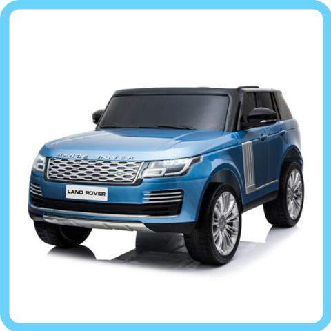 Range Rover HSE 4WD (Полноприводный, двухместный)