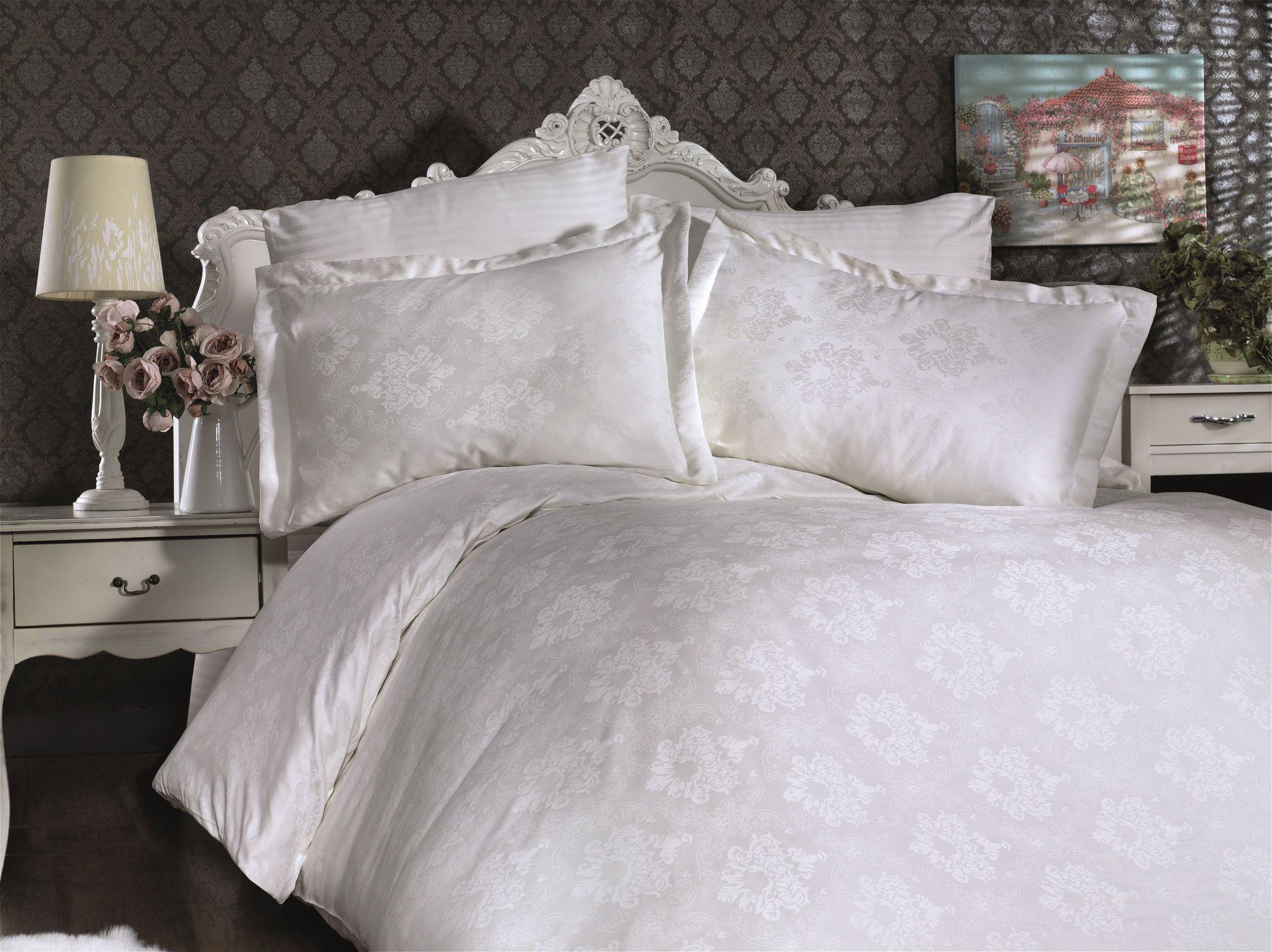 Жаккардовое постельное белье - Lisa