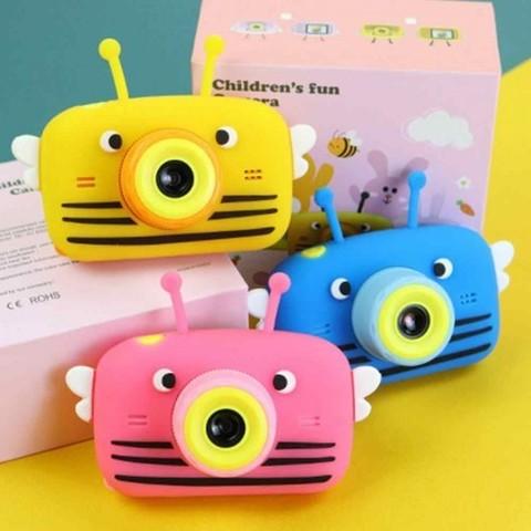 Детский фотоаппарат Пчела