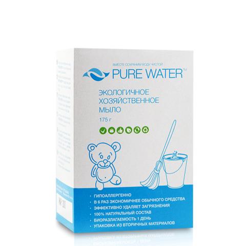 Мико хозяйственное мыло Pure Water 175 г