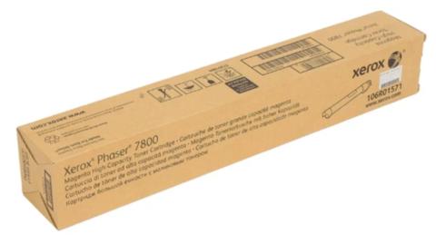 Картридж Xerox 106R01571 пурпурный