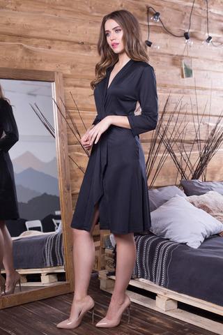 Халат Elegance Velvet 12043 Mia-Mia