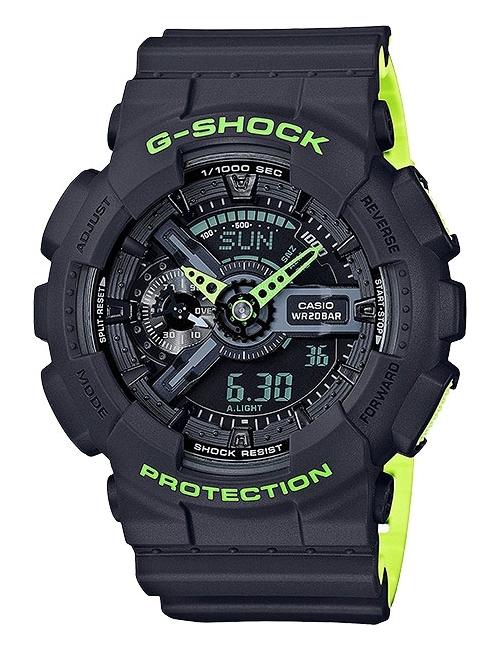 Часы мужские Casio GA-110LN-8A G-Shock