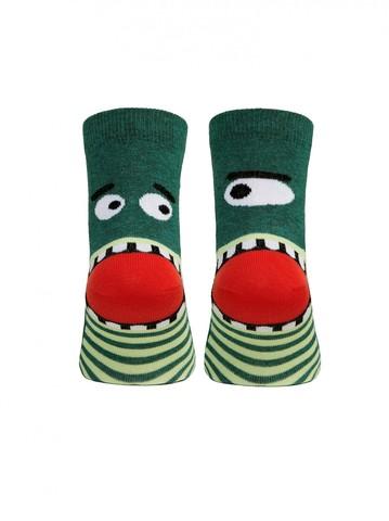 Детские носки Tip-Top 17С-10СП (весёлые ножки) рис. 336 Conte Kids