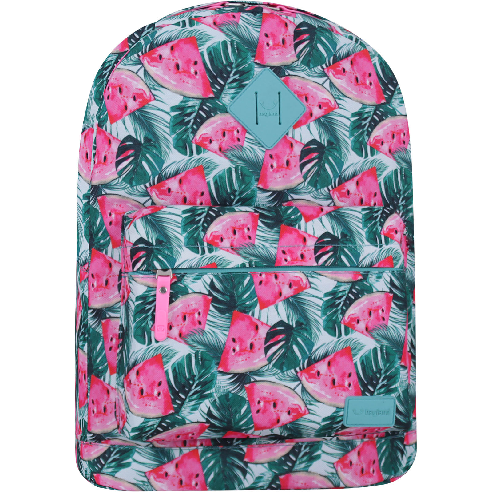 Городские рюкзаки Рюкзак Bagland Молодежный (дизайн) 17 л. сублимация 266 (00533664) IMG_9356_суб.266_.jpg