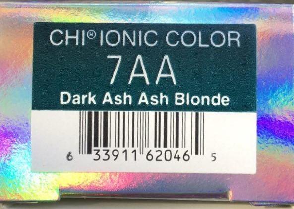 Крем-краска CHI Ионик 7 АA 85 гр