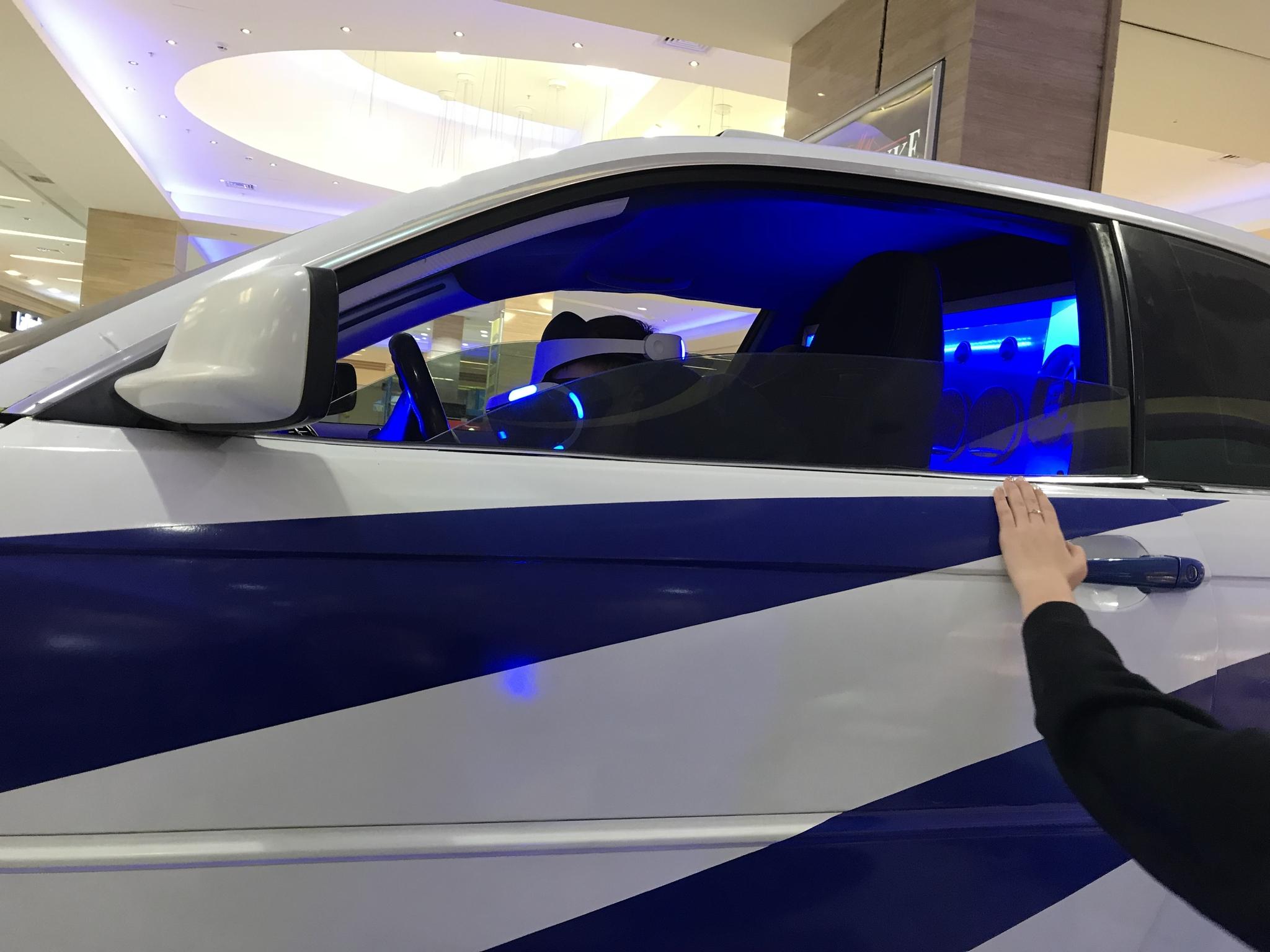 Автосимулятор виртуальной реальности Premium VR