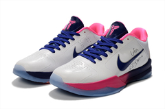 Nike Zoom Kobe 5 'Grey/Pink/Black'