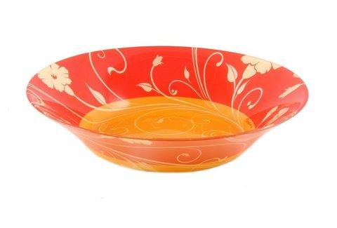 Глубокая тарелка серенейд оранж 220 мм