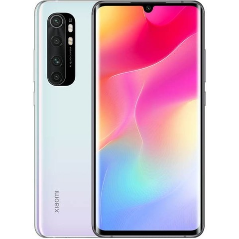 Смартфон Xiaomi Mi Note 10 Lite 6/128GB White (Белый) Global Version