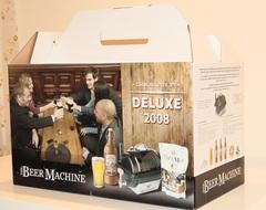 Домашняя мини-пивоварня BeerMachine DeLuxe  Expert, фото 6