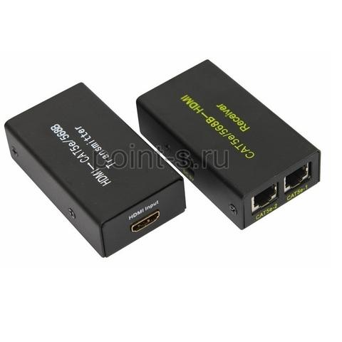 HDMI удлинитель по витой паре