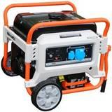 Генератор бензиновый Zongshen KB 6000 E* - фотография