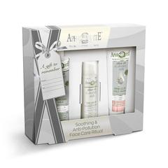 Подарочный набор для ухода за кожей лица Уверенность и защита Aphrodite