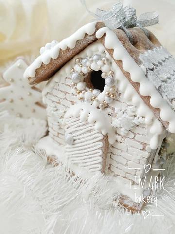3D Набор №310 - Пряничный домик