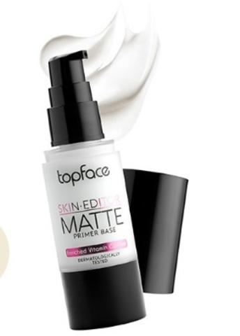 TopFace Instyle База-праймер под макияж Skin Editor Primer Base тон 01 -PT470 (31 гр)