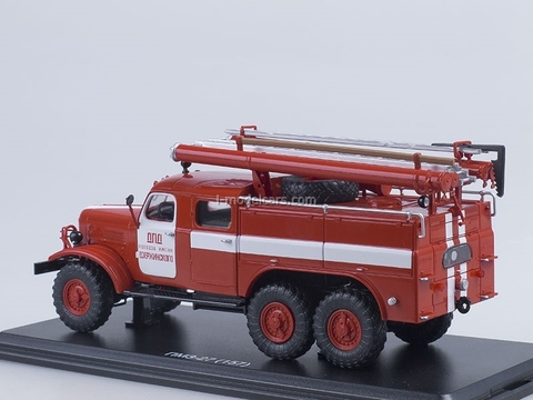 ZIL-157K PMZ-27 DPD Dzerzhinsky farm 1:43 Start Scale Models (SSM)