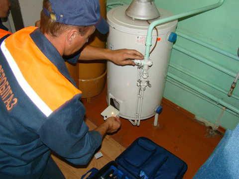 Техническое обслуживание и ремонт газового оборудования