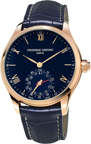 Часы мужские Frederique Constant FC-285N5B4 Horological Smartwatch