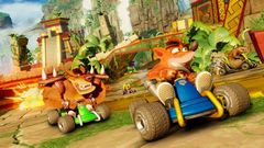 NS: Crash Team Racing Nitro-Fueled (английская версия)
