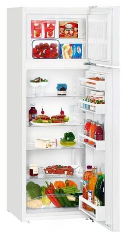 Холодильник с верхней морозильной камерой Liebherr CT 2931