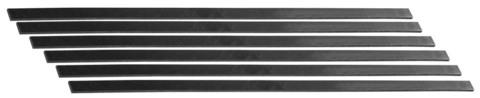 Накладки на сани Тайга 2100 (1950х35х8), 5 шт.