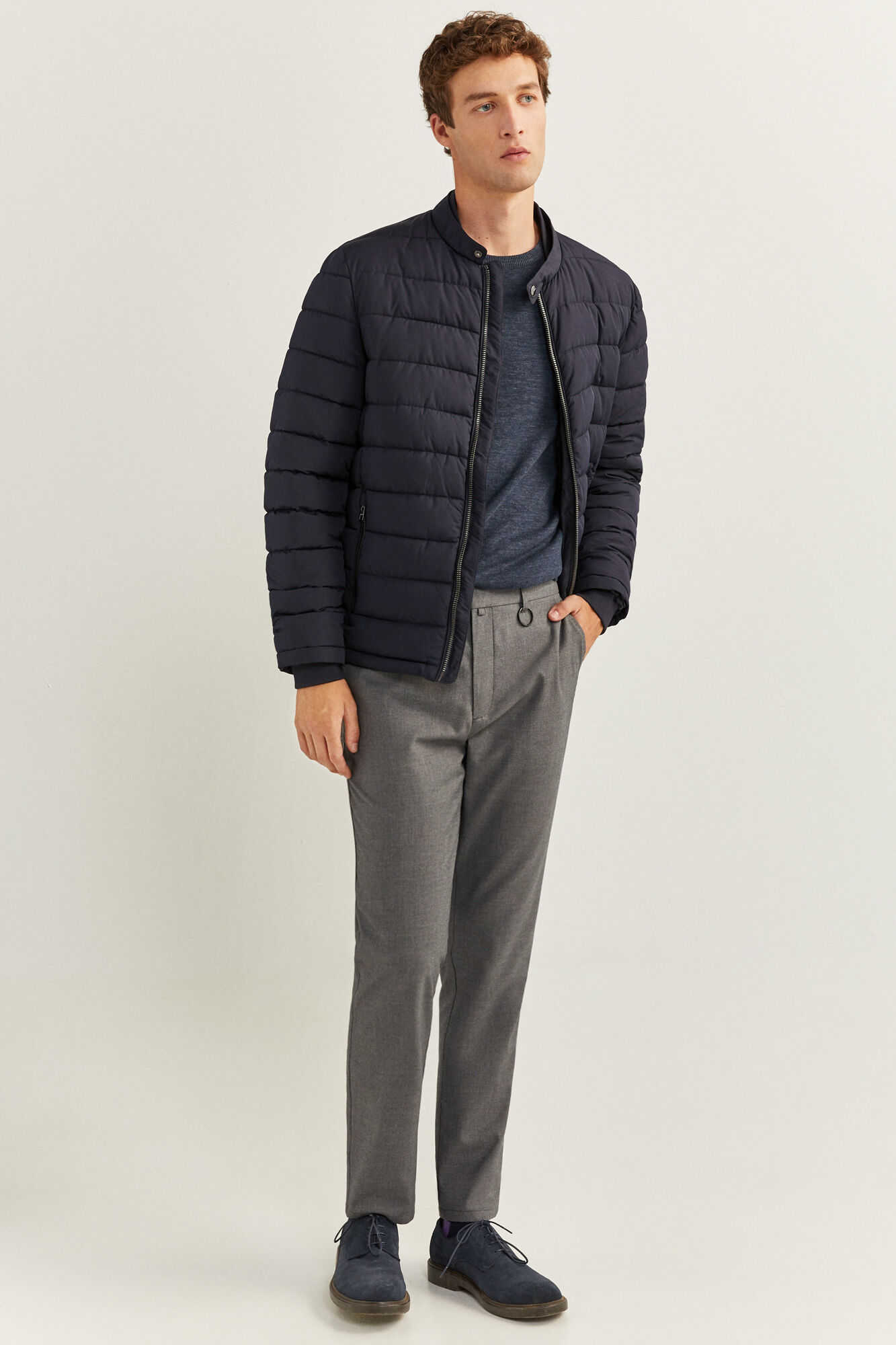 Куртка з водовідштовхувальної тканини
