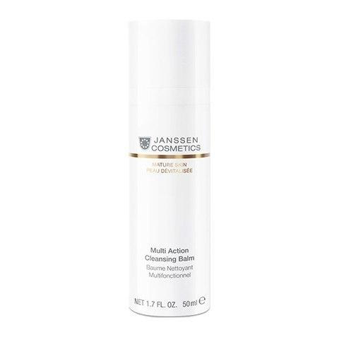 Бальзам для очищения кожи Multi Action Cleansing Balm, Mature Skin, Janssen Cosmetics, 50 мл