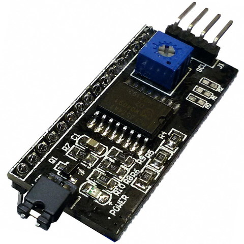 1602 LCD конвертер в IIC/I2C