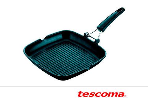 Сковорода-гриль 24х24 см со съёмной ручкой Tescoma Premium 601250, Чехия, фото