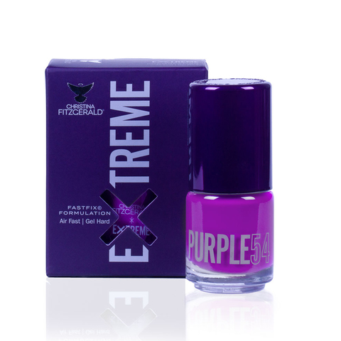 Лак для ногтей Extreme - Purple 54 Christina Fitzgerald