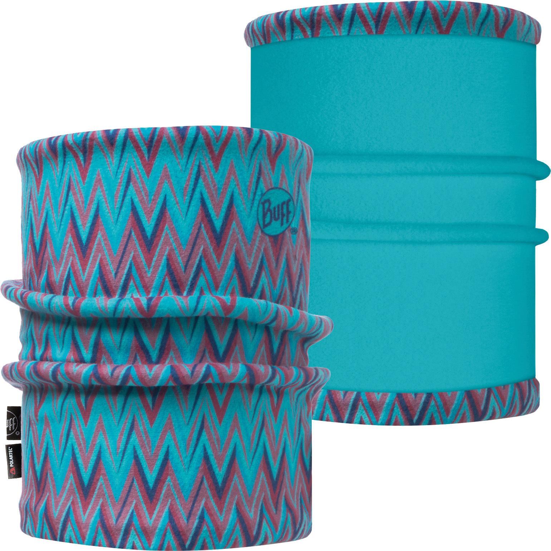 Флисовые шарфы Двойной флисовый шарф-труба Buff Ziggy Blue Capri 118384.718.10.00_1.jpg
