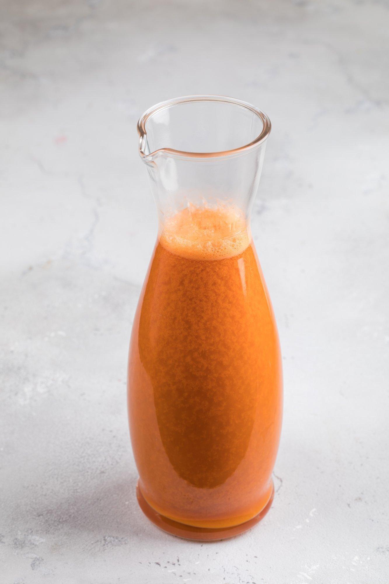 Фреш морковно-сельдереевый