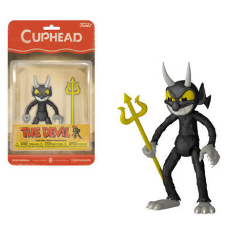 Cuphead Action Figures: Devil