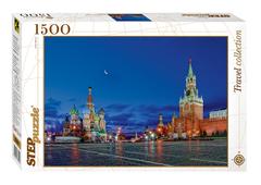 "Пазл ""Москва. Красная площадь"" (1500 деталей)"