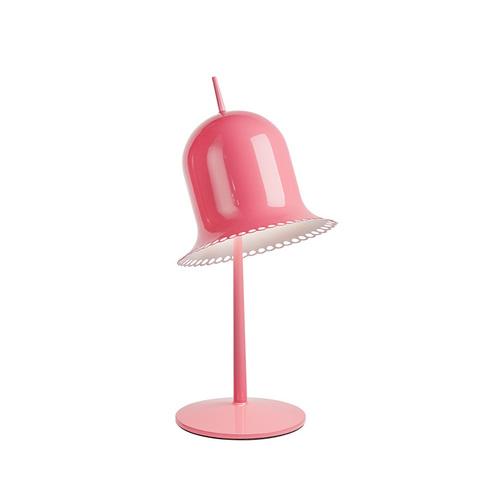Настольный светильник копия Lolita by Moooi (розовый)