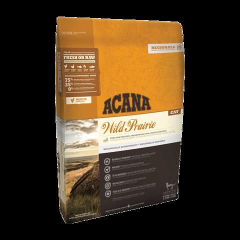 Acana Regionals Wild Prairie Cat Сухой корм для кошек Курица беззерновой