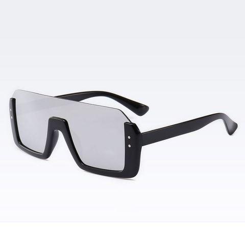 Солнцезащитные очки 8541002s Серебряный - фото