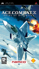 PSP Ace Combat X Skies of Deception (русская версия, б/у)