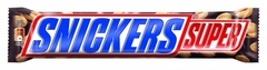 "Шоколад ""Snickers"" с арахисом супер 95 г"