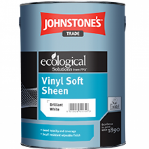 JOHNSTONE'S VINYL SOFT SHEEN/ДЖОНСТОУНС Водоэмульсионная краска для внутренних работ