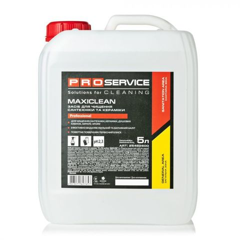 Моющее средство для ванной комнаты PRO service Maxiclean 5 л