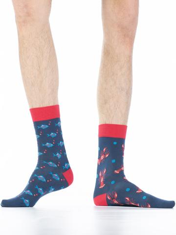 Мужские носки W94.N02.066 Wola