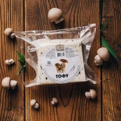 ТОФУ грибы, 200 гр. (ВЕГАН ИВАНЫЧ)