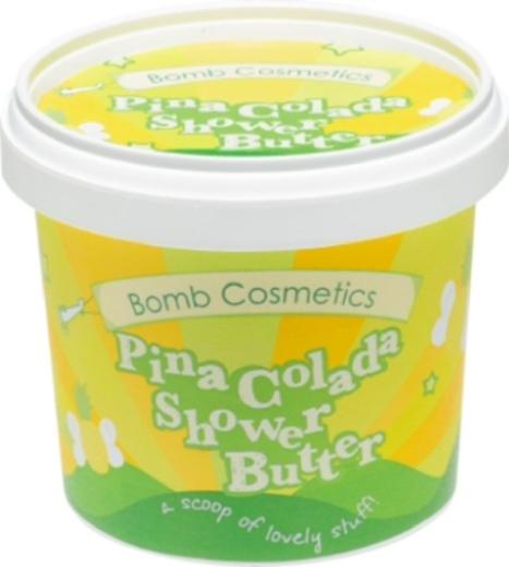 Мыло-мороженое ПИНА-КОЛАДА Bomb Cosmetics