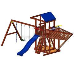 Детская площадка ЯХТА