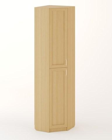 Шкаф угловой ШК-14  дуб беленый